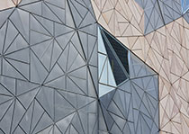 Pythagoras' Theorem: Federation Square