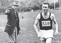 St Stephen's Harriers: Multiple CCC winner, Ian Blackwood
