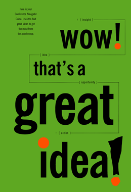 The Idea Factory: WOW that's a great idea book cover