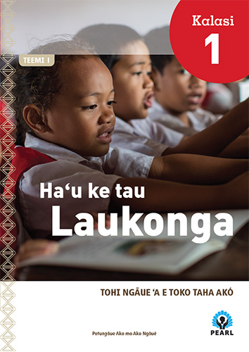 PEARL Learning Materials for Tonga: Student Activity Book cover
