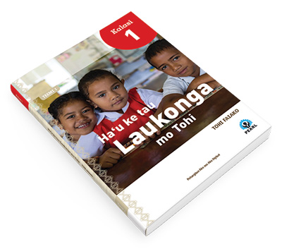 PEARL Learning Materials for Tonga: Teacher Guide book cover