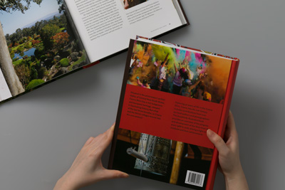 Photograph of the back cover.