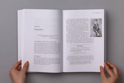 Double-page spread showing section opener for Chapter 8.