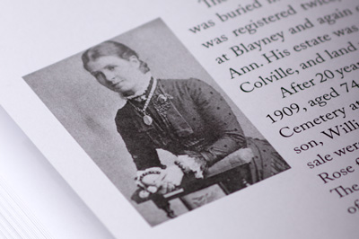 Image of Mary Ann who become a hotelkeeper at Millthorpe.